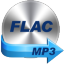 FLAC to MP3 icon