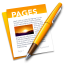 Pages for Mac icon
